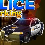 Парковка полицейской машины с читами