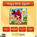Пазл Angry Birds