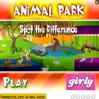 Поиск отличий в зоопарке