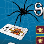 Пасьянс — Паук Солитер — Spider Freecell