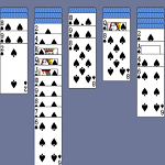 Пасьянс Паук — Spider Solitaire