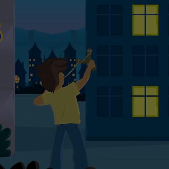 Оконный шутер — Window Shooter