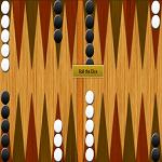 Короткие нарды — Backgammon