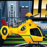 Приземление вертолёта 2
