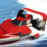 Реактивные гонки на лодках