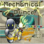 Робот принц спасает планету
