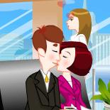 Поцелуи: Служебный Роман