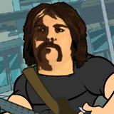 Сражение рок музыкантов