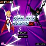Супер девушки — создай свою героиню