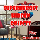 Супергерои: Спрятанные предметы