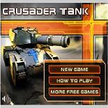 Танк крестоносец — управляйте боевой машиной