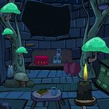 Тёмное спасение пещеры