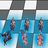 Тёмные шахматы 3D