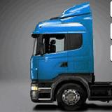 Водитель Scania
