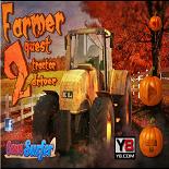 Водитель трактора