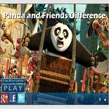 Выбрать из двух фотографии Кунг-фу Панда наиболее лучшую