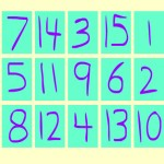 Учим числа