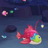 Жизнь рыбок