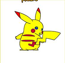 Раскраски Покемоны